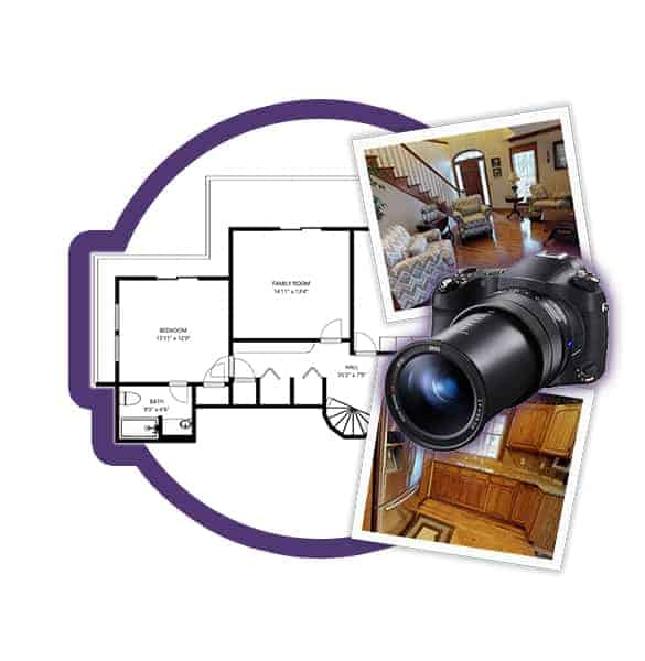 print ready photo quality of 3D 360 VR TOUR, online photo quality displays, great for flyers..